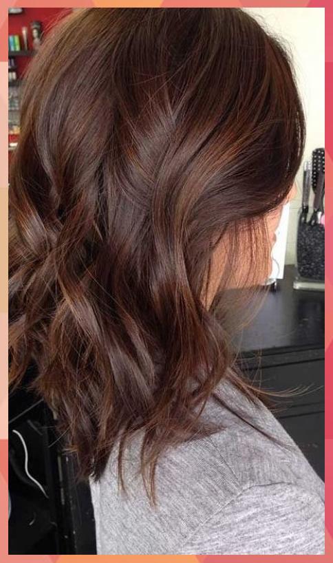 Lasst Uns Zuruck Gehen Gerne Um Uber Die Braunen Bobs Zu Sprechen Eine Auswahl An Sichere In 2020 Brunette Hair Color Milk Chocolate Hair Color Short Brunette Hair