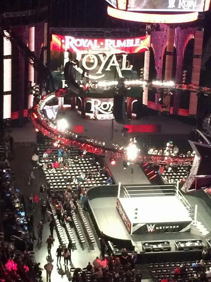 Royal Rumble 2020 Stage : royal, rumble, stage, Royal, Rumble, Stage, Rumble,, Royal,