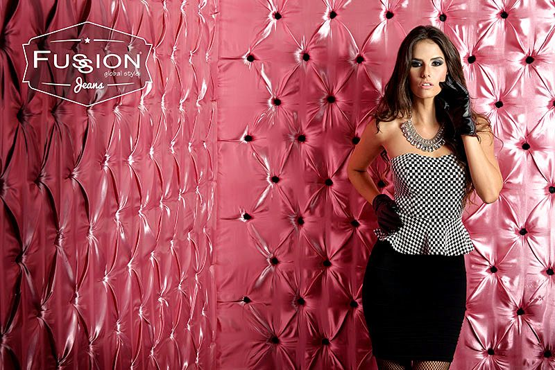 Temporada Otoño-Invierno 2013. www.fussiongs.com #ChicasFussion #ModaColombiana  Fussion Global Style