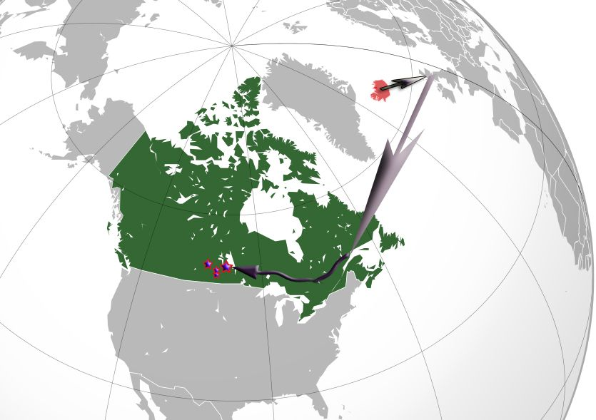 Icelandic Migration To Canada New Iceland Manitoba Lake Region Two Settlements In Southeast Saskatchewan Thingvalla And Churchbridge Areas Foam