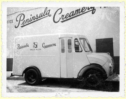 Peninsula Creamery Delivery Truck Recreational Vehicles Creamery Peninsula