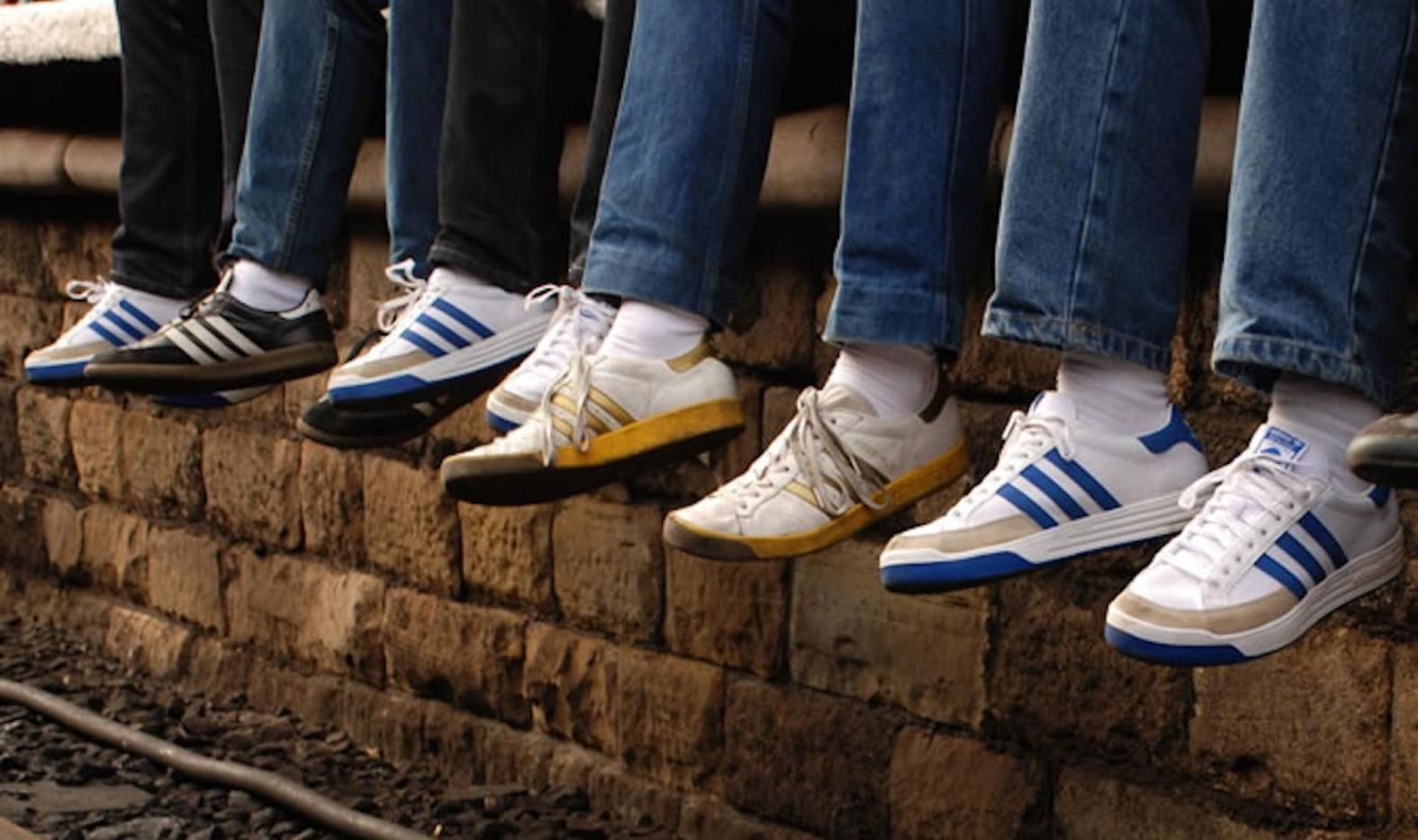 22 Best casually obsessed images | Football casuals, Adidas