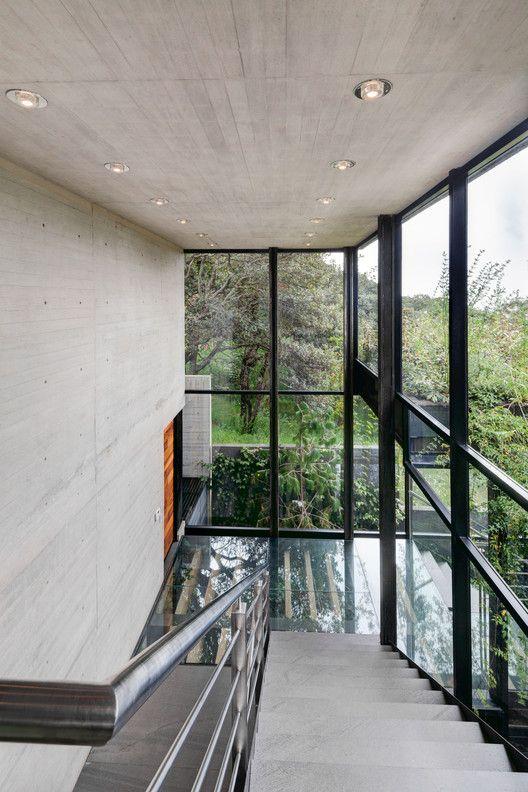 La Casa en el Bosque,© Agustín Garza
