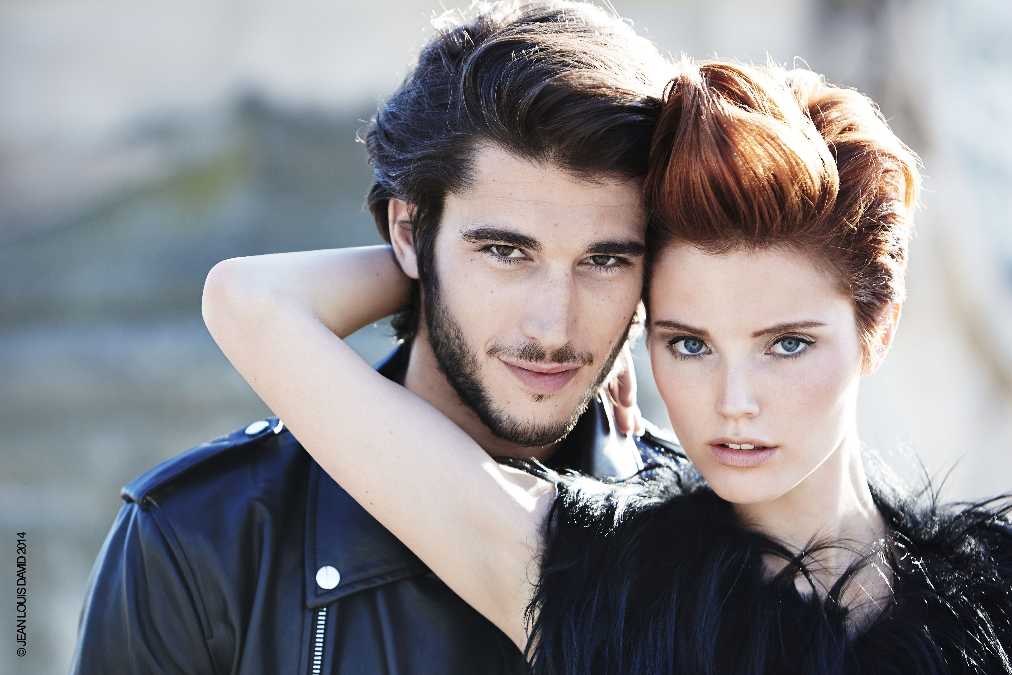 Boyfriend style ! #collection #rockmycity #hair #cheveux #trends #tendance #coiffure #AW14 #JeanLouisDavid