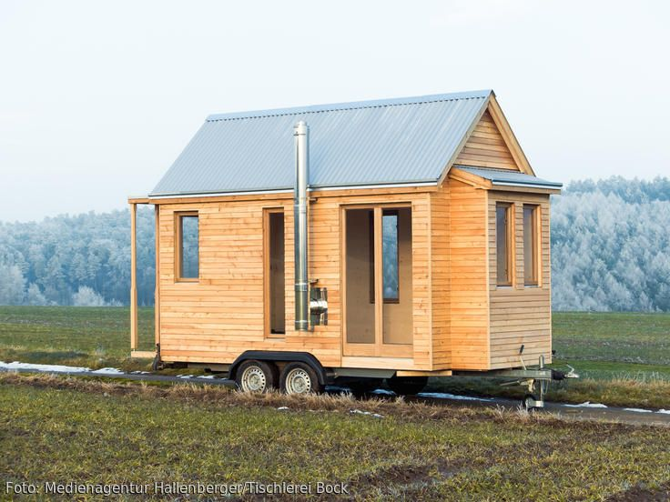 Mobiler Wohntraum Auf 8 Quadratmetern Tiny House Made In Germany In