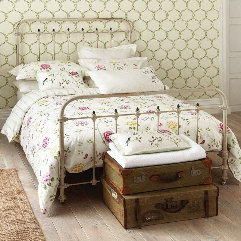 country style bed linen