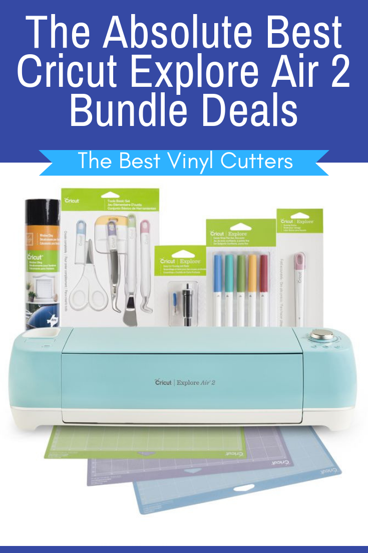 We Get So Excited About Cricut Bundle Deals Save Money And Get Lots Of Fun Extras At A Very Low Additional Cost When Cricut Explore Air Cricut Explore Cricut
