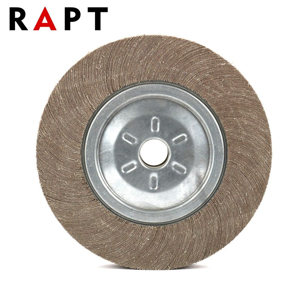 """Clean Grinder Wheels Polishing Round 4/"""" Removal Stainless Steel Aluminum"""