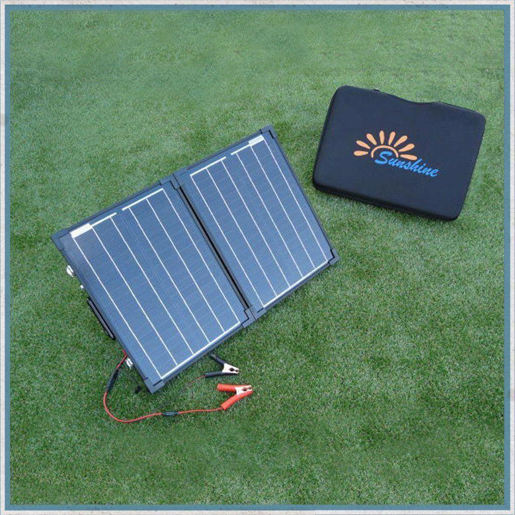 Portable Solar Panel Kit 40W 12V £189 including UK postage