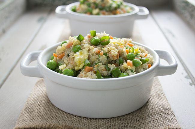 Recipe: Quinoa and Vegetable Stir-Fry #vegetablestirfry