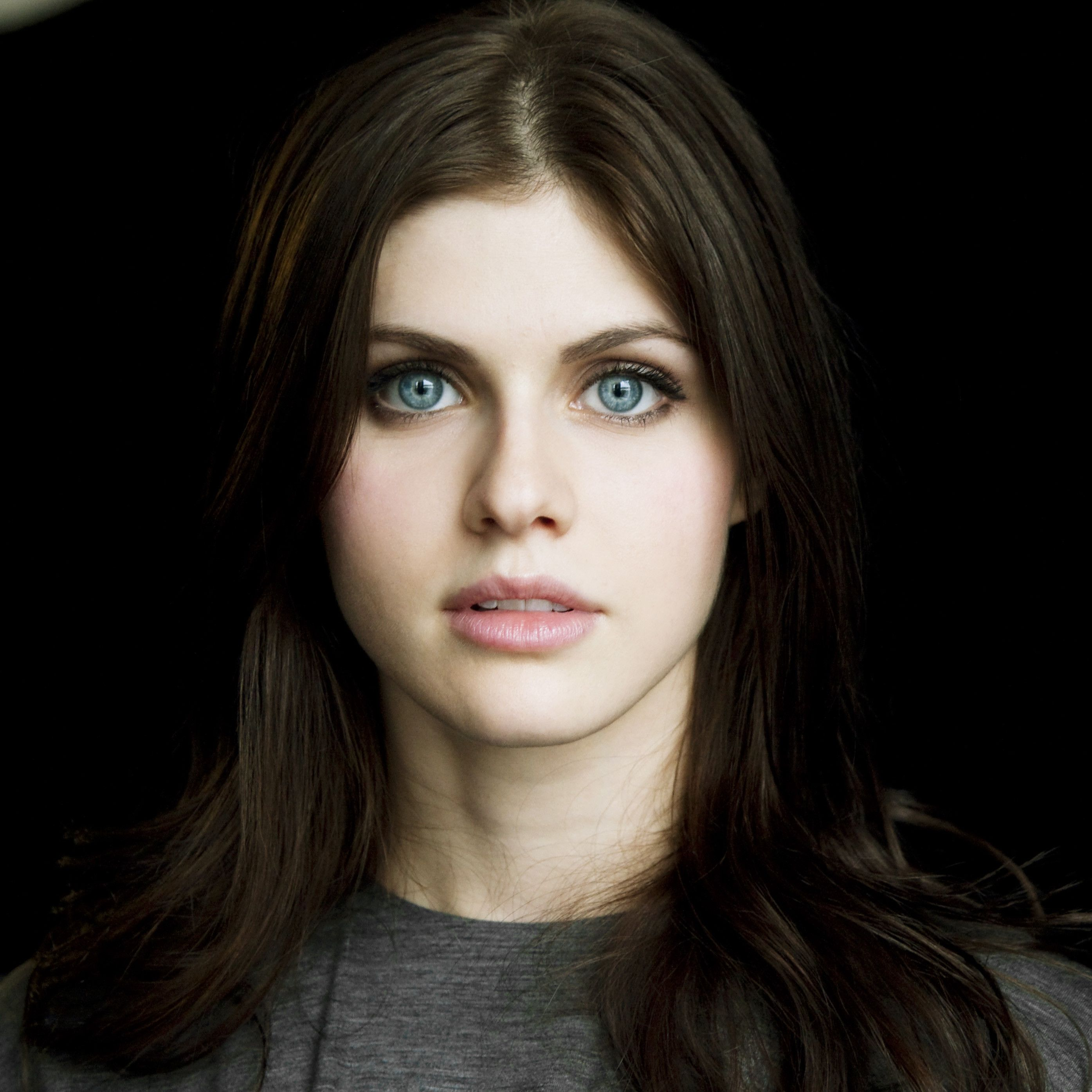Alexandra Daddario Beautiful Eyes Beauty Alexandra Daddario