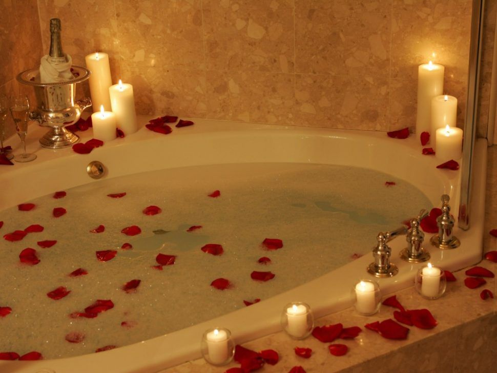 BathroomRomantic Bathtub Ideas 26 Project Bathroom On Romantic Bathrooms Images Easy To Do