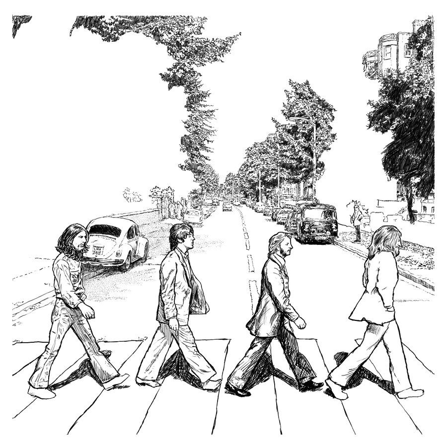 The Beatles, Abbey Road: Unfinished by MonkeyMan504