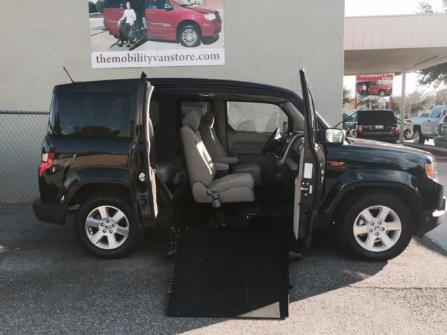 2011 Honda Element Sarasota Fl