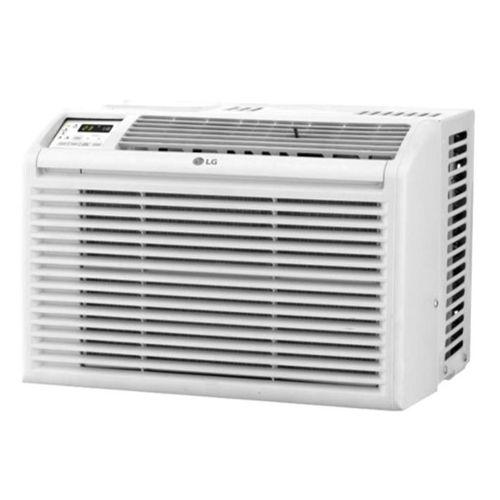 LG 6,000 BTU Window Air Conditioner w/ Remote - 250 sq ft