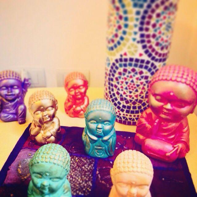 Mix Budas! Grande y pequeños