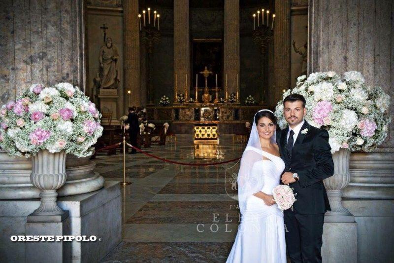 Matrimonio Bohemian Napoli : Matrimonio elegante a napoli la suggestiva cerimonia