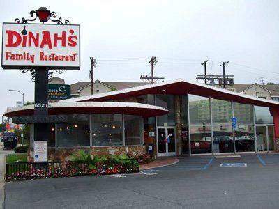 Dinah S Family Restaurant Family Restaurants Los Angeles