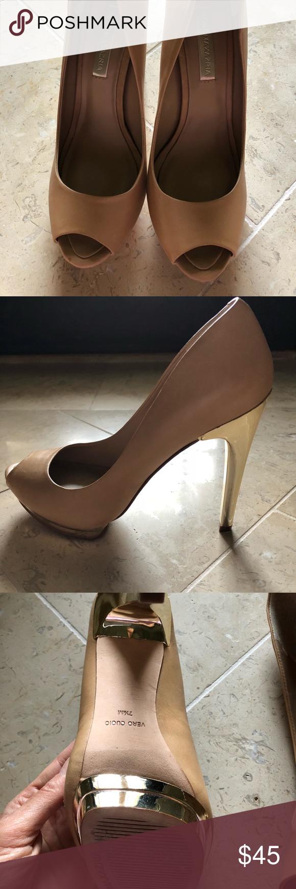 9aa264dd80e4aa Bcbg max azria peep toe high heels pumps high heel pumps max png 580x1740  Bcbg natural