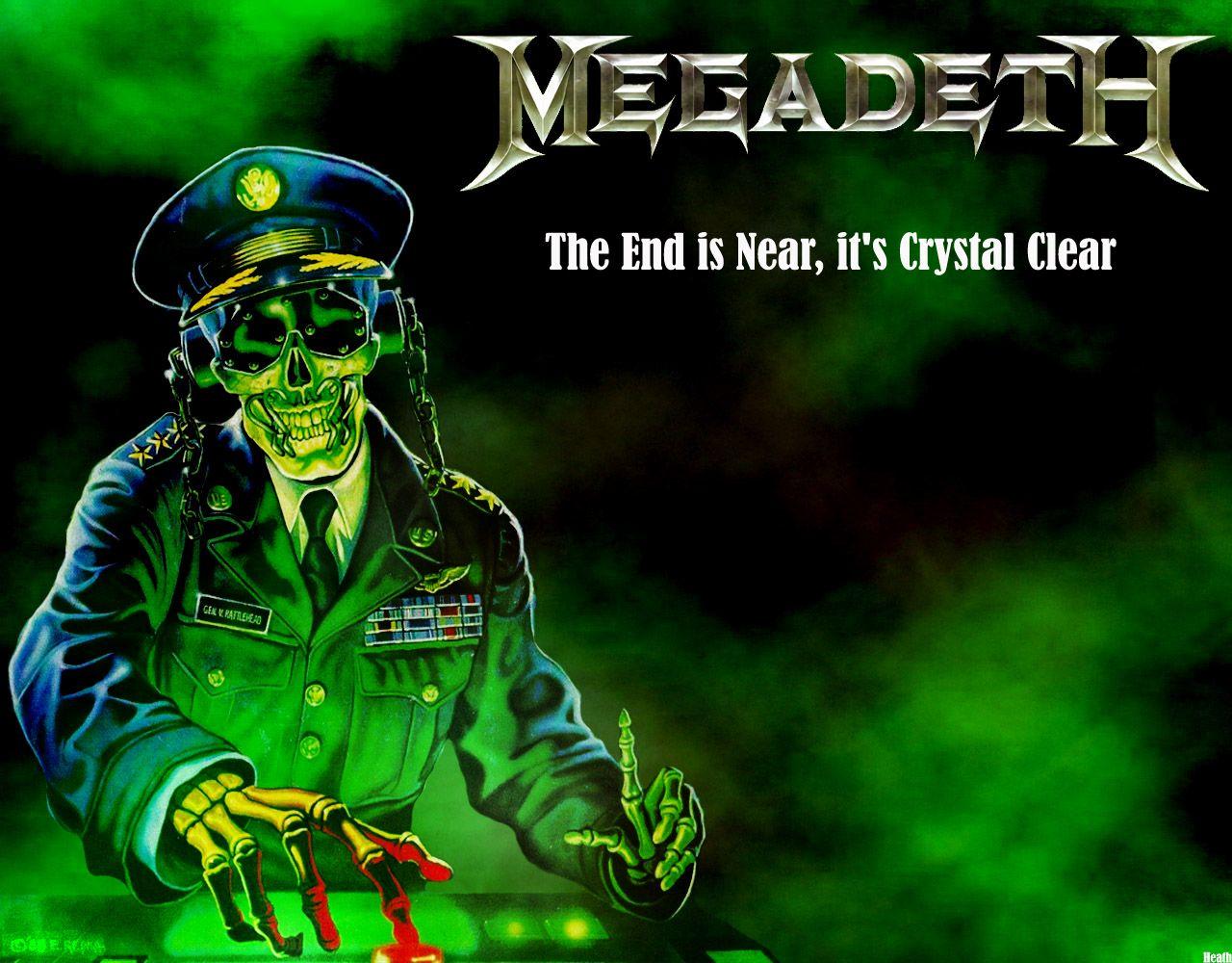 Megadeth Computer Wallpapers Desktop Backgrounds 1680x1050 Id 79729 Megadeth Computer Wallpaper Pics