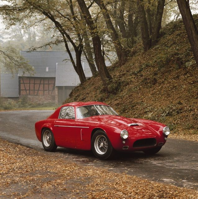 1957 Ac Ace Bristol Coupe Coachwork By Carrozzeria Zagato Of Milan Bristol Cars Classic Cars Best Muscle Cars