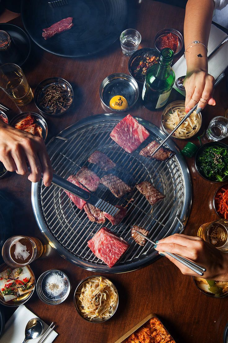 The Next Generation Of Korean Bbq Korean Bbq Korean Barbecue Korean Cooking