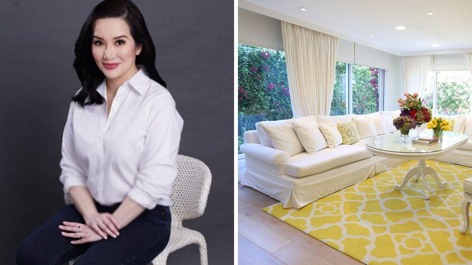 Kris Aquino New House - mindglowgaleri