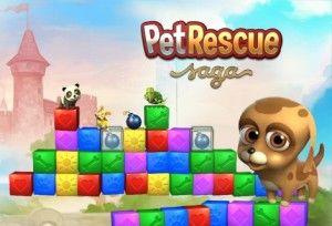 Pet Rescue Saga Hack Cheats Tool Android Ios Pet Rescue Saga Animal Rescue Pets