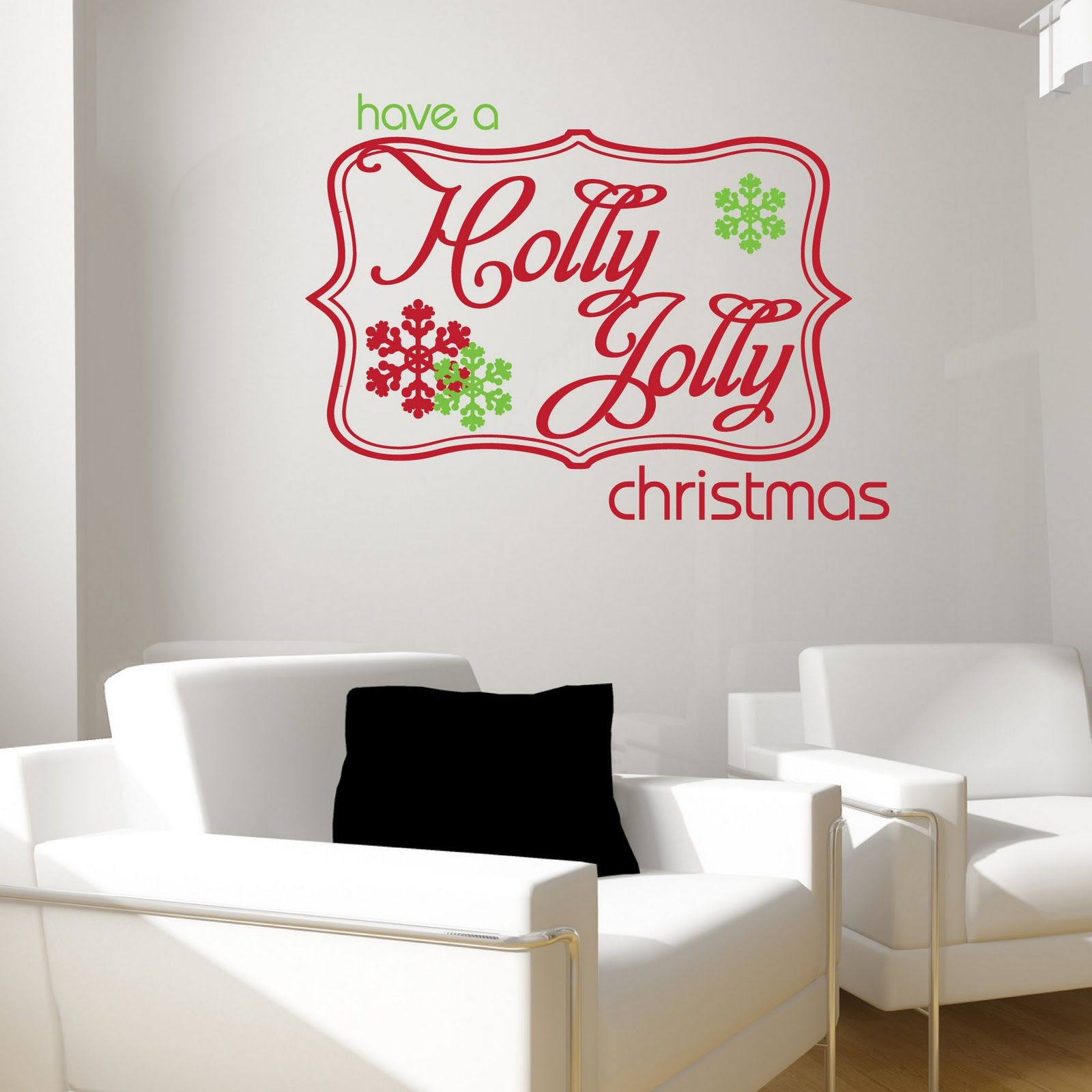christmas wall decals - Google Search