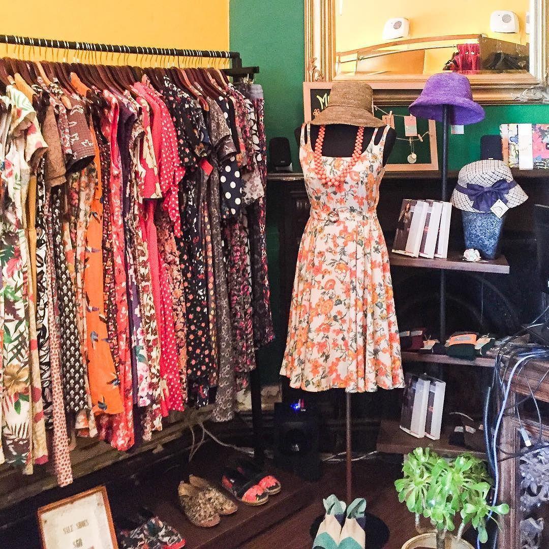 Vintage shopping melbourne