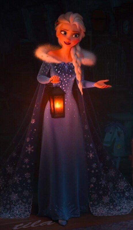 Elsa - Olaf's Frozen Adventure (86)
