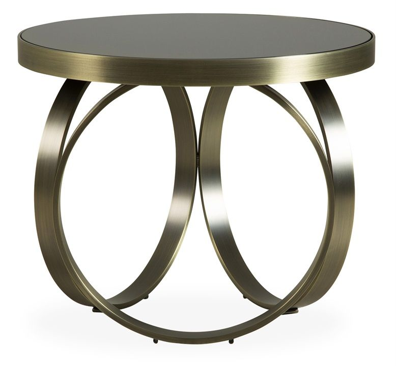 The Sofa Chair Company Ottoline Side Table Side Table Coffee