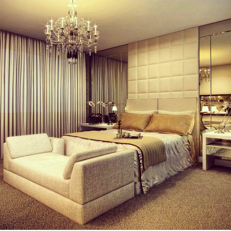 Cortinas persianas e agora cabeceira de cama voc for Dormitorio principal m6 deco