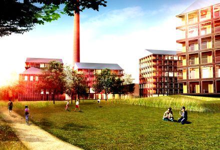Lunden Architecture wins shared 2nd Prize in urban planning competition inJyväskylä #DOaalto2015