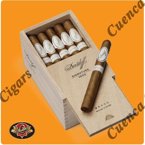 Davidoff Signature 1000 Cigars - Box of 25 - Price: $259.90