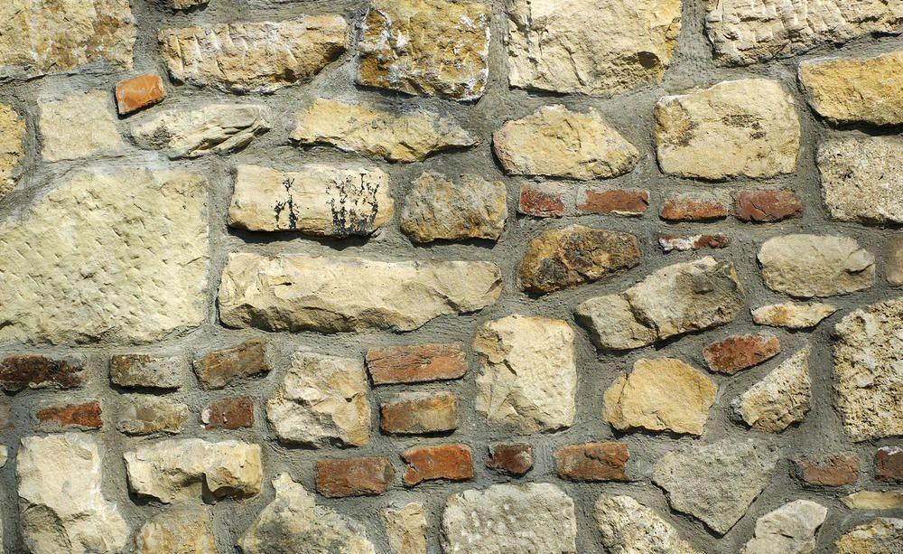 Gartenmauer Bauen Praktische Tipps Und Tricks Gartenmauer Steinmauer Garten Gartenmauern