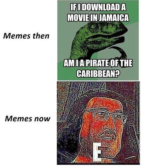 Then Now Dog Meme Silly Jokes Funny Memes Stupid Memes
