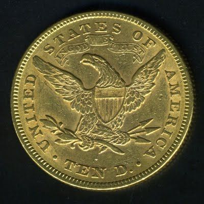 United States 10 Liberty Gold Coin 1880 Gold Coins Coins Gold And Silver Coins