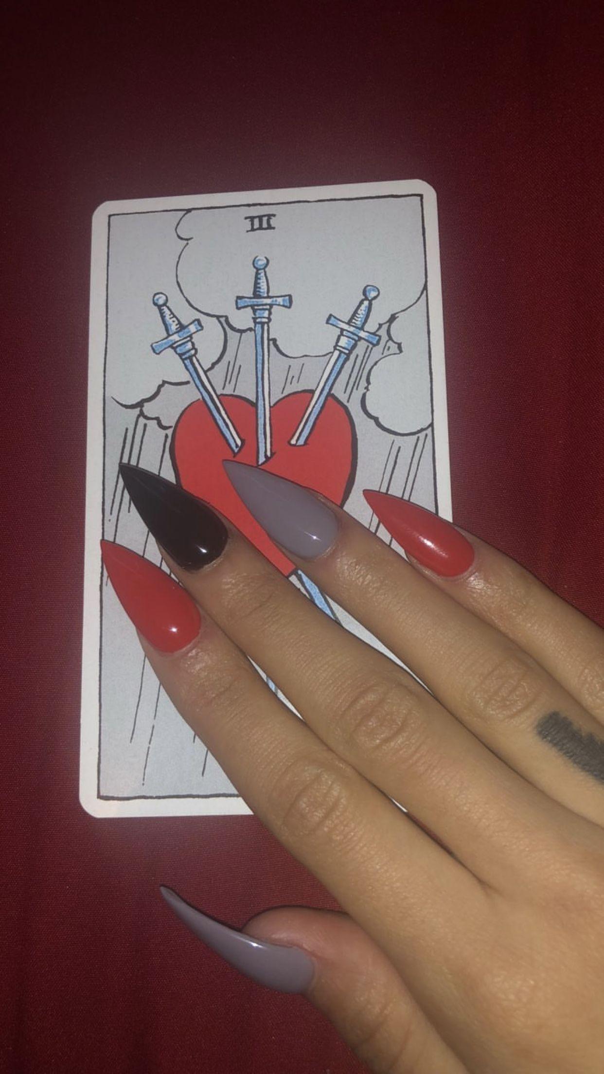 Aesthetic Syd Geneva Ayala Nails Grunge Aesthetic