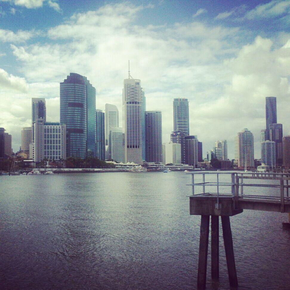 Discover Brisbane From A Different Perspective Instagram In 2019 New York Skyline Instagram Skyline