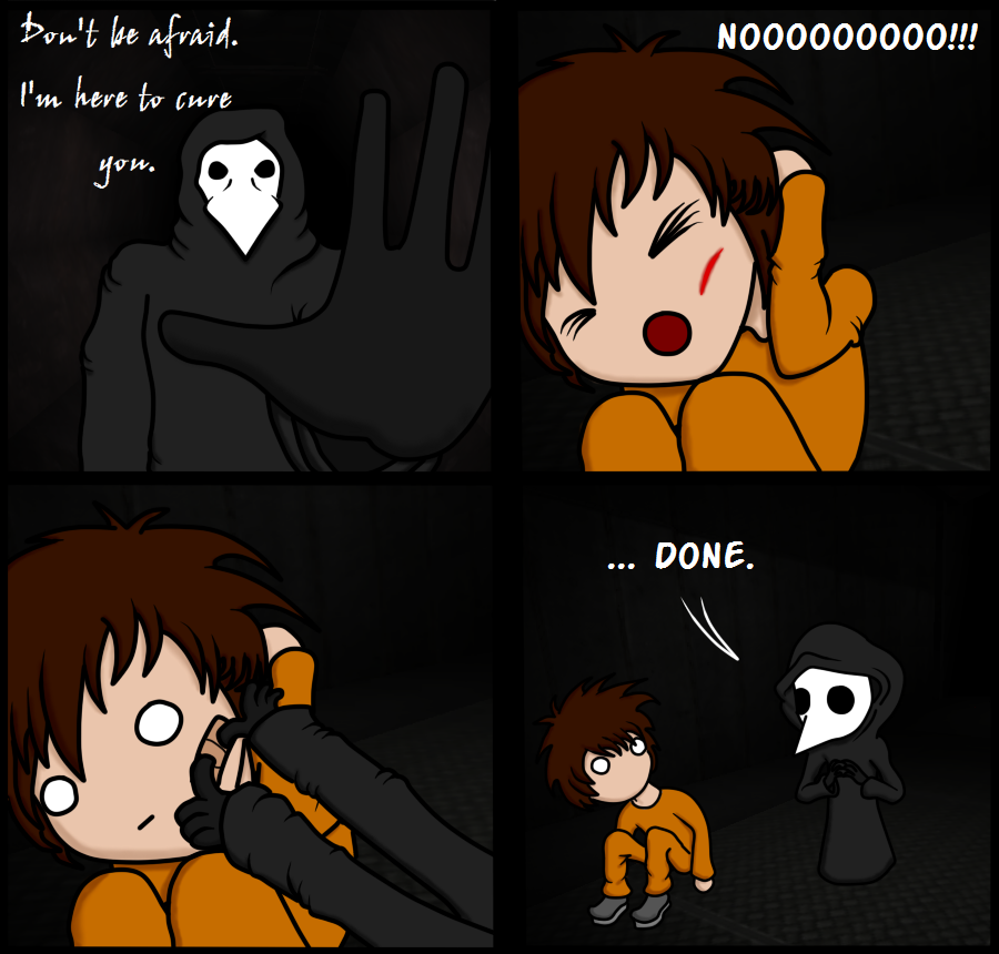 The True Proposit Of Scp 049 By Anipartom On Deviantart With