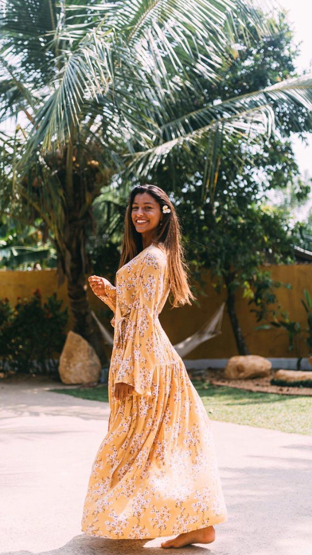 56e68b87b26717 My Favorite Maxi Dress in 2019 | sunkissed | Dresses, Fashion ...