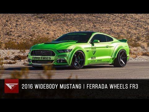 Youtube Mustang Ford Mustang Widebody Mustang