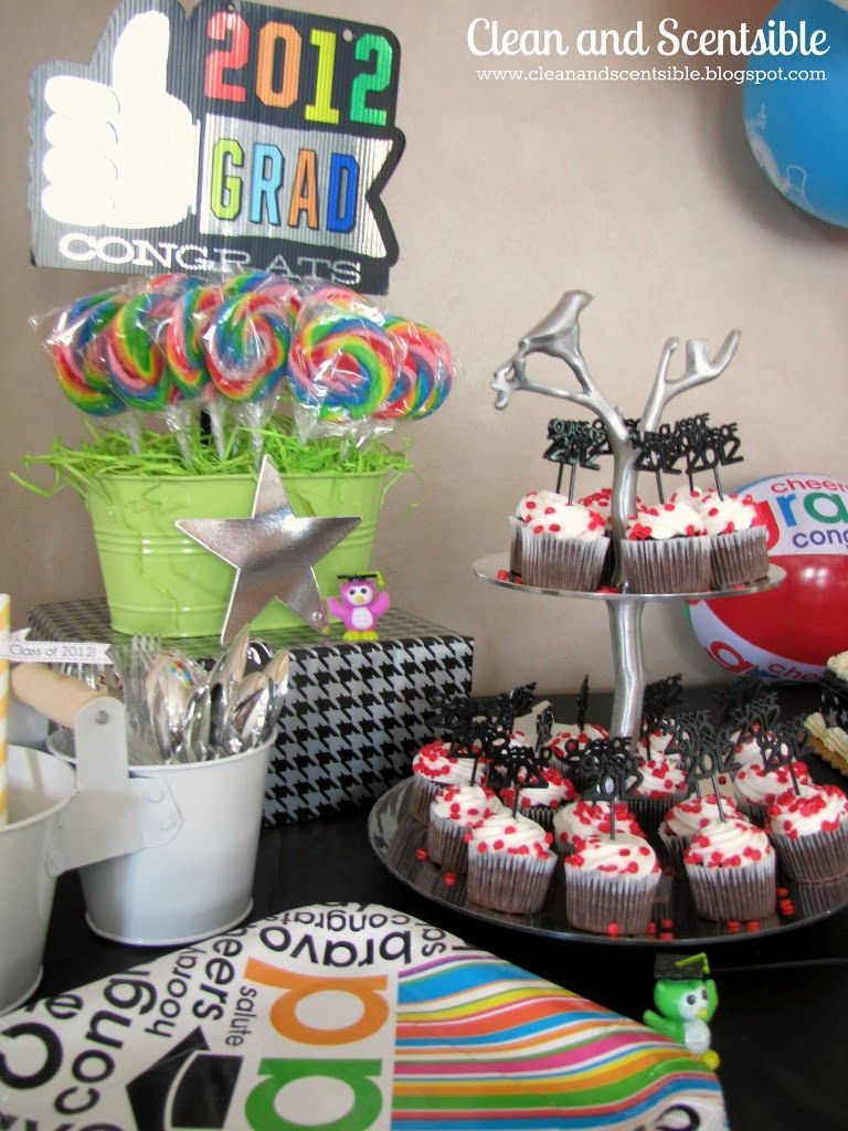 Outdoor Graduation Party Decorating Ideas