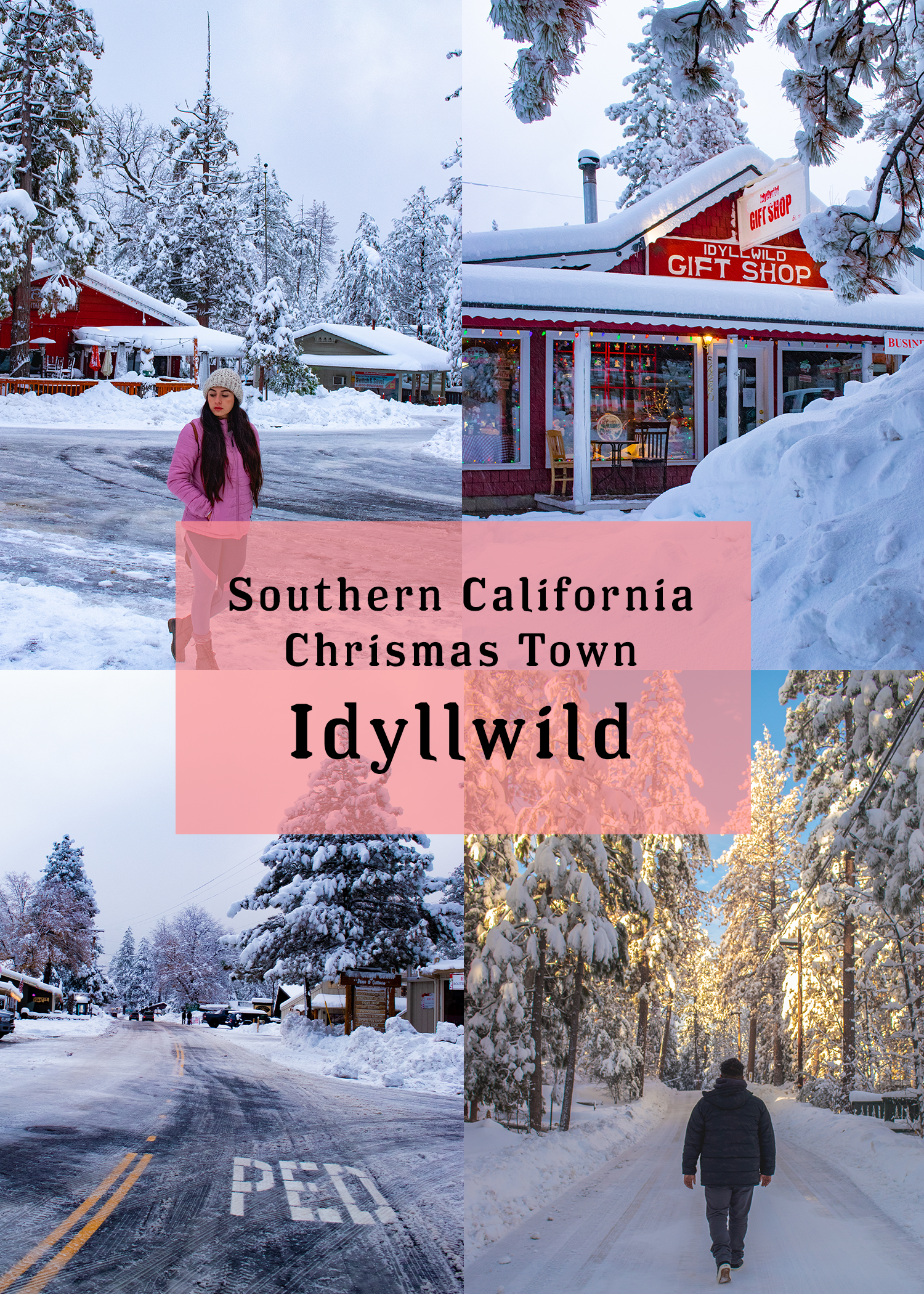 Best Southern Towns To Visit At Christmas 2020 Southern California Christmas Town: Idyllwild in 2020 | Southern