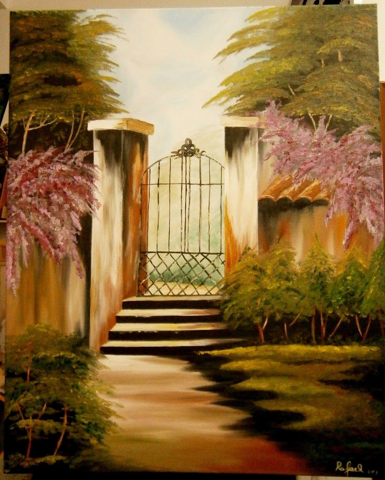 Fotos de pintura em tela