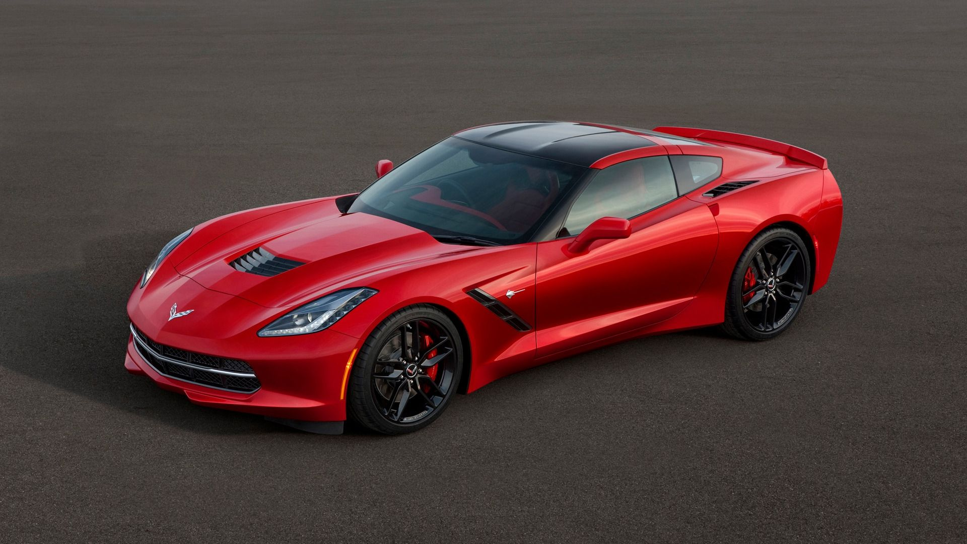 2014 Chevrolet Corvette C7 Stingray Wallpapers