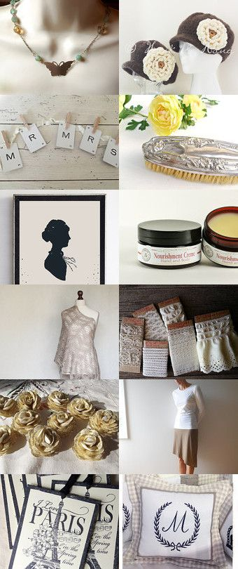Portrait of a Lady by Liz T. on Etsy--Pinned with TreasuryPin.com
