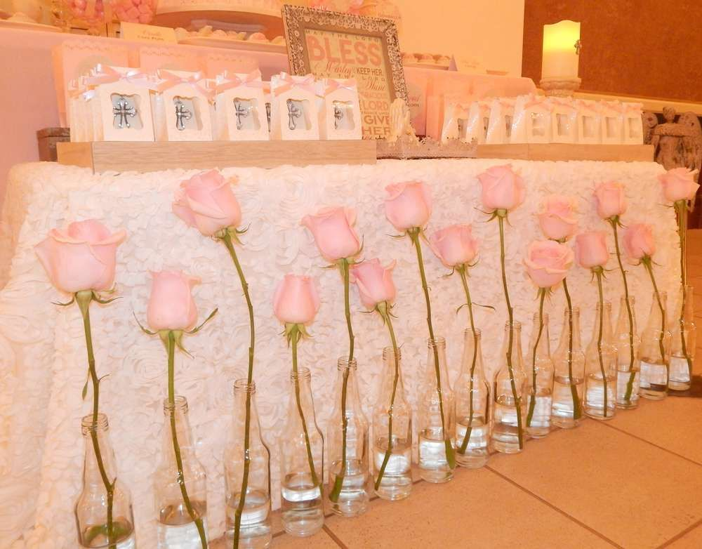 vintage first holy communion first communion party ideas primera