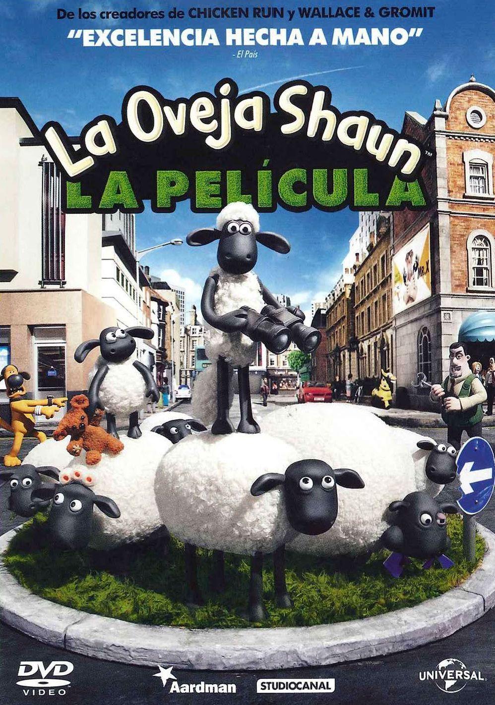 Novembre 2017 La Oveja Shaun La Pelicula Dvd I Vermell Novetats Infantils Oveja Shaun Peliculas Cine Y Peliculas Online